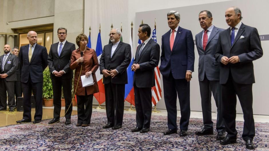 Atomgespräche Iran Gespräche in Genf
