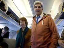 Iran Atomverhandlungen Genf Einigung