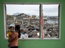 Philippinen Taifun Haiyan Tacloban