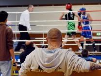Boxen Jahnhalle