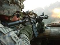 Soldat der US Army
