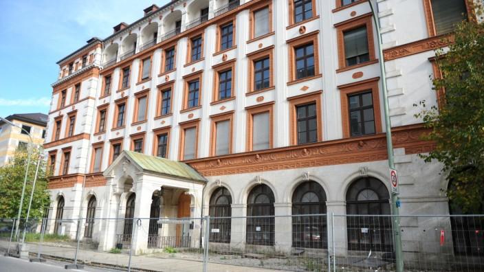 Sanierung der IHK Zentrale in München, 2013