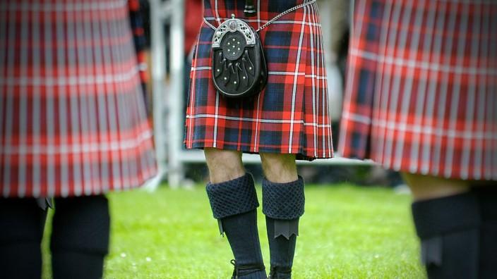 Konzept für Schottlands Unabhängigkeit