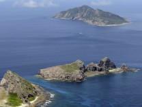 Konflikt um die Senkaku/Diaoyu Inseln zwischen China und Japan