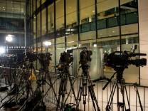 Koalitionsverhandlungen Willy-Brandt-Haus