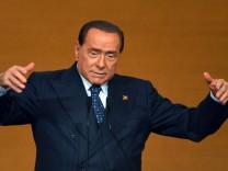 Berlusconi Ausschluss Senat