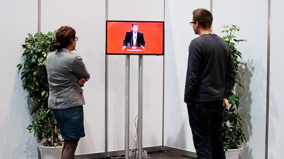 Große Koalition SPD-Mitgliederentscheid zum Koalitionsvertrag