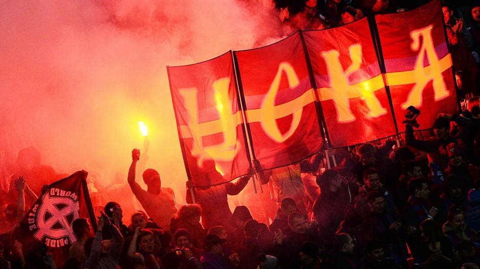 Rechtsextremismus Fußball in Russland