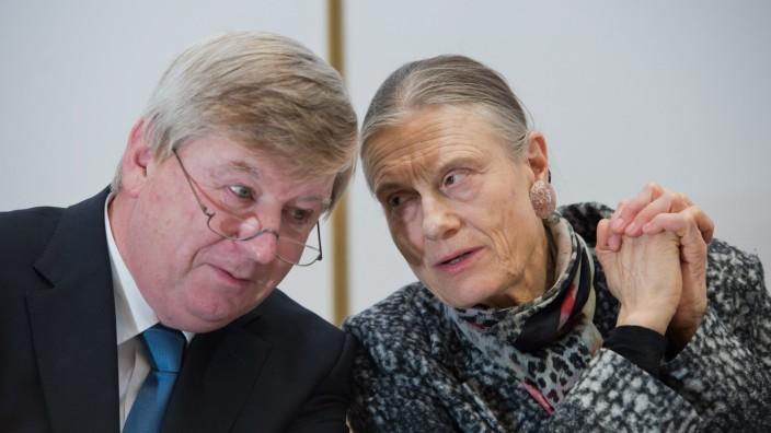 Kunstausschuss zum Fall 'Schwabinger Kunstfund'
