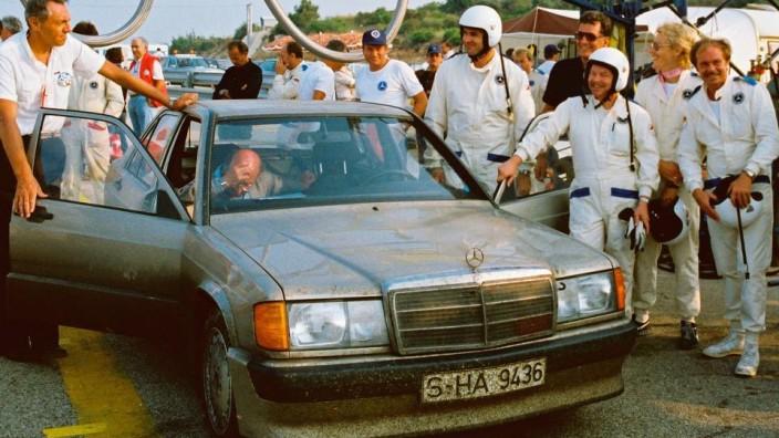 Mercedes, Kompakt, 190, C-Klasse