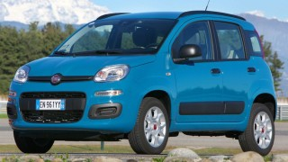 Praxistest Fiat Panda Natural Power Auto Mobil Süddeutschede