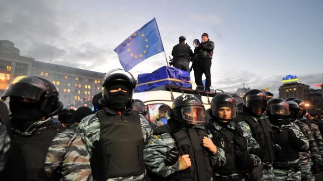 EU und Ukraine EU und Ukraine