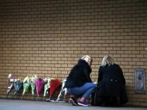 Trauer nach dem Hubschrauberabsturz in Glasgow