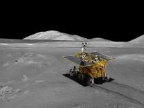 Chinesisches Mondfahrzeug