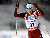 Biathlon World Cup in Ostersund