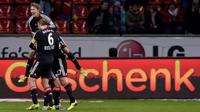 Bayer Leverkusen v 1. FC Nuernberg - Bundesliga