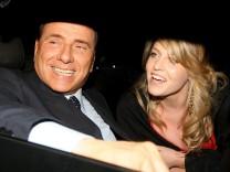 Silvio Berlusconi und Tochter Barbara Berlusconi