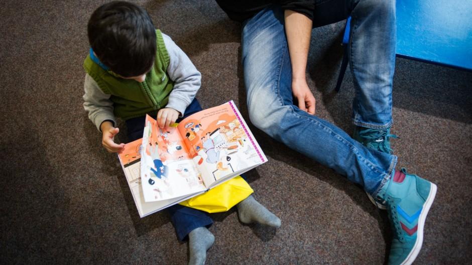 Lesestart-Sets für Dreijährige