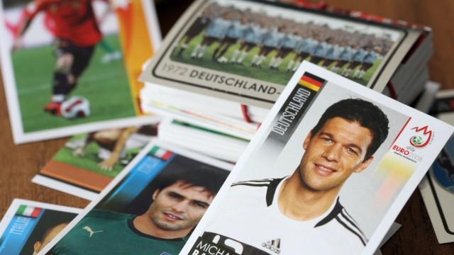 EM 2008 - Fußball-Sticker