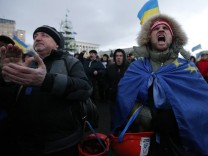 Pro-European protests in Ukraine