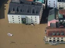 Hochwasser Bayern - Passau