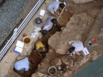 Höhlen der Neandertaler