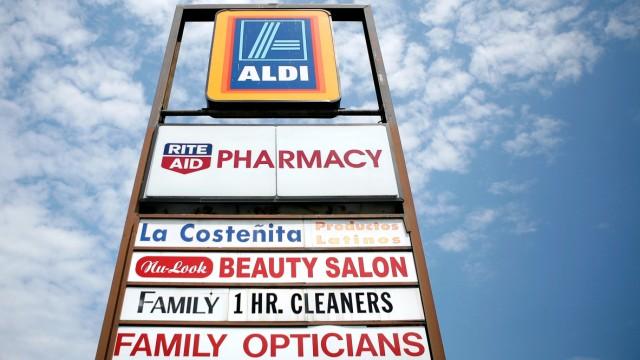 German Discount Grocery Chain Aldi Makes Major Inroads In U.S.