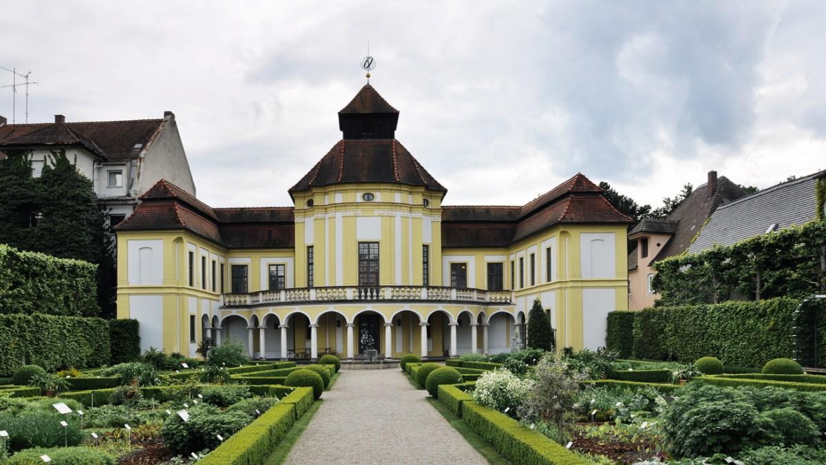 Denkmäler in Bayern - Die Alte Anatomie in Ingolstadt - Denkmäler in ...