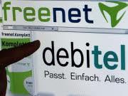Freenet, Debitel, dpa