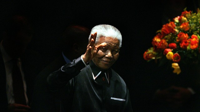 Nelson Mandela Südafrika