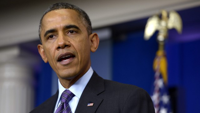 President Obama delivers remarks on passing of Nelson Mandela.