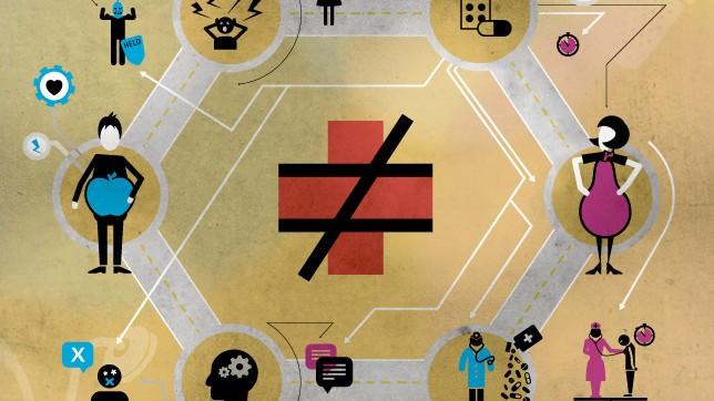 SZ-Gesundheitsforum Illustration