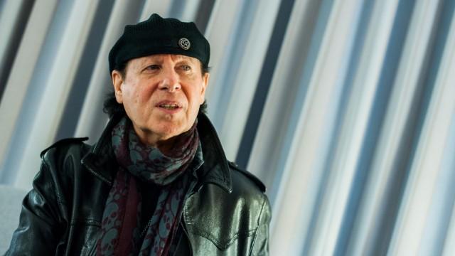Scorpions-Sänger Klaus Meine.