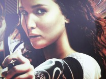 "Plakatmotiv von""The Hunger Games: Catching Fire"""