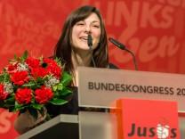 Juso-Vorsitzende Johanna Uekermann
