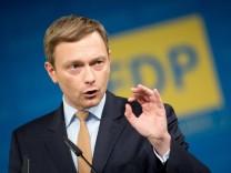 FDP Bundesparteitag Lindner