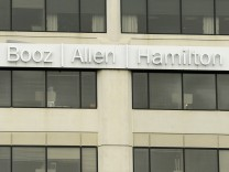Booz Allen Hamilton headquarters in McLean, Virginia