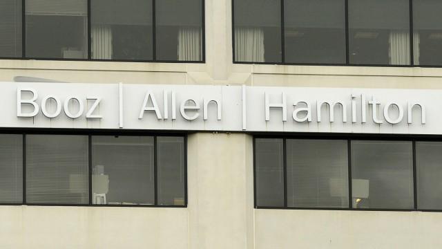 Booz Allen Hamilton headquarters in McLean, Virginia