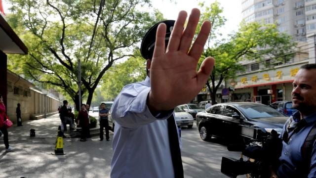Pressefreiheit Pressefreiheit in China