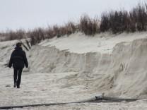 Norderney nach Orkan Xaver