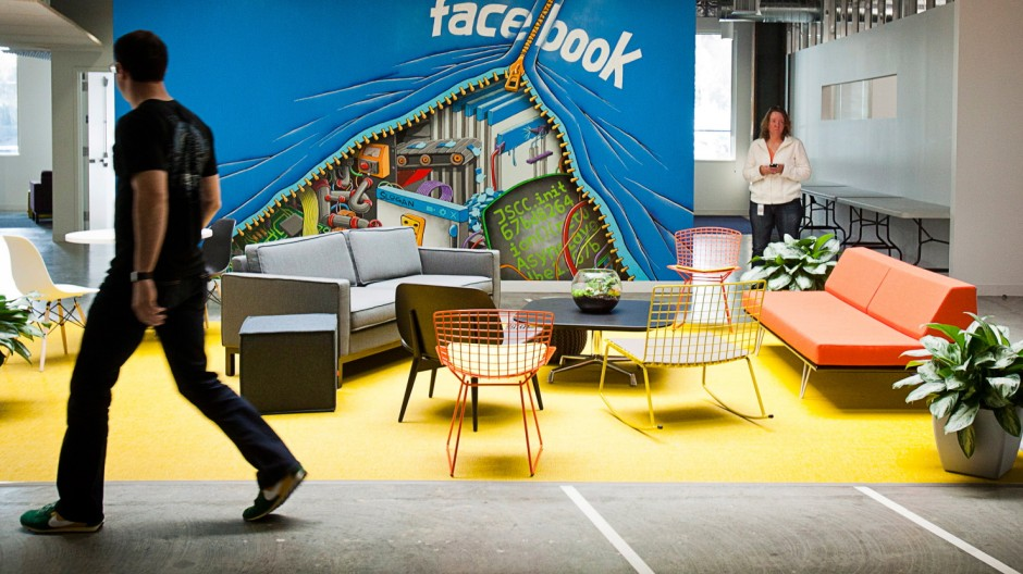 Facebook Corporate Headquarters