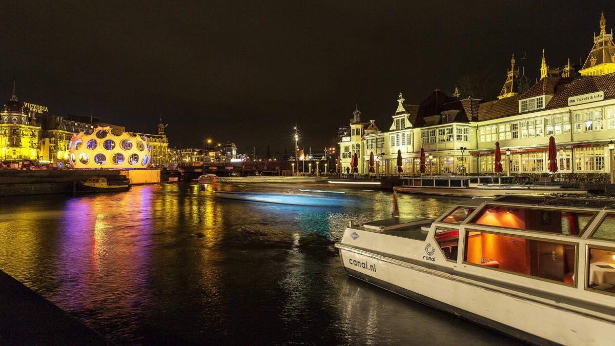 Licht Tour Amsterdam : Amsterdam light festival auf einer interaktiven karte finden