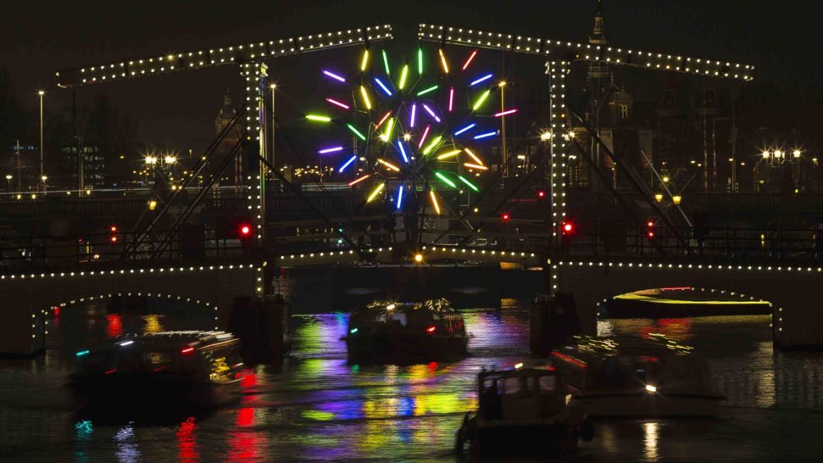 Licht Tour Amsterdam : Amsterdam light festival es wurde licht amsterdam reise