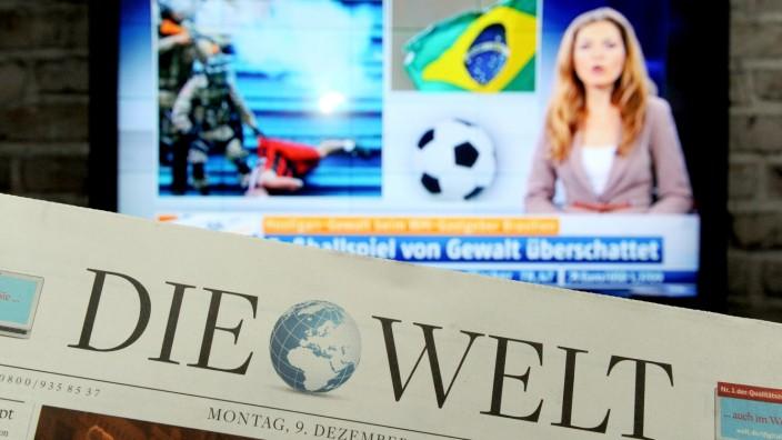 Axel Springer will N24 übernehmen