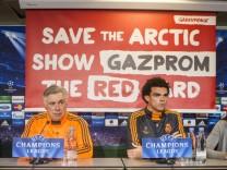 Champions League Greenpeace