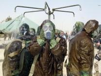 Kuwait übt für ABC-Waffen-Angriff