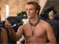 "Sam Claflin in ""Tribute von Panem - Catching Fire"""