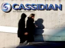Cassidian-Zentrale in Unterschleißheim.