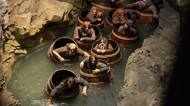 Der Hobbit Smaugs Einöde Im Kino Zwei Köpfe Ein Pfeil