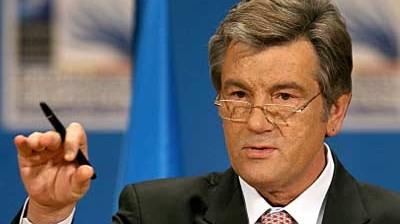 Interview mit Viktor Juschtschenko
